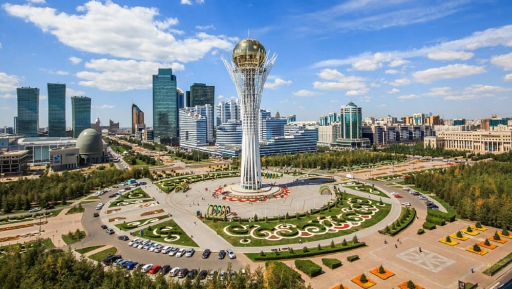 авиабилеты Москва Нур-Султан (Астана) дешево