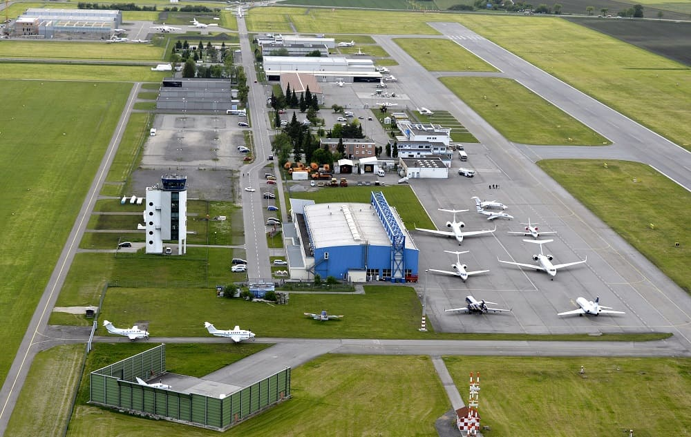 Аэропорт Аугсбург
