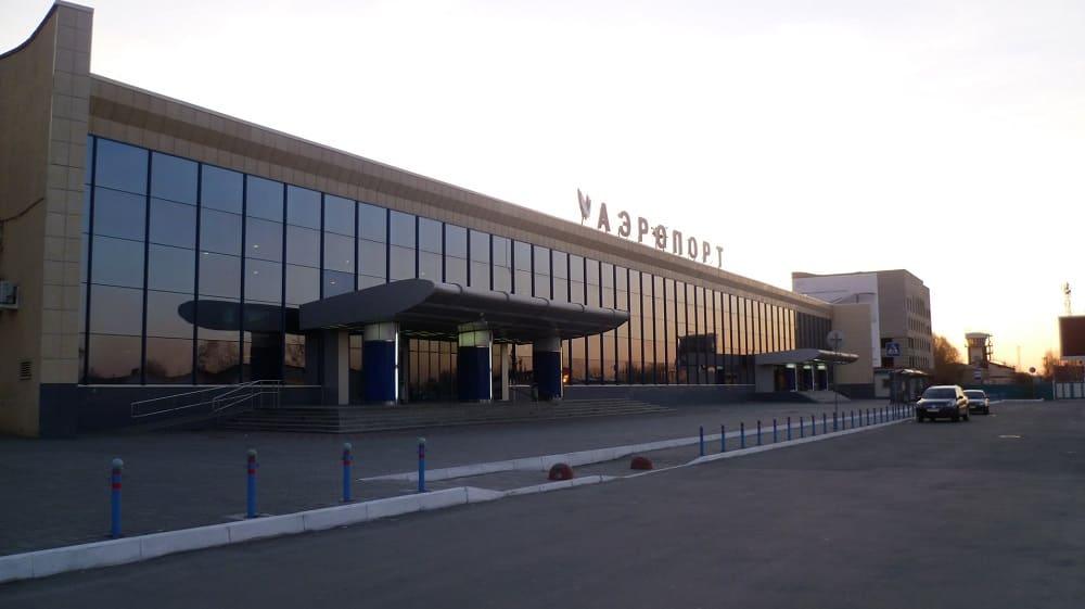 Аэропорт Баландино