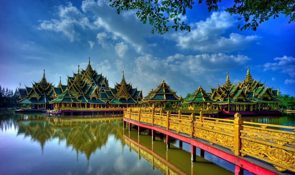 авиабилеты Бурирам Бангкок дешево