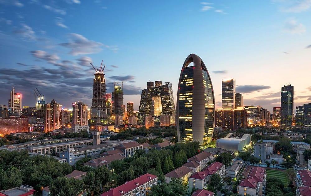 авиабилеты Дубай Пекин дешево