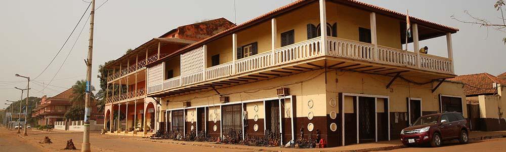 авиабилеты в Гвинею-Биссау