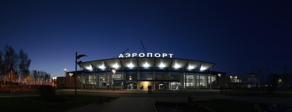 Аэропорт Богашёво