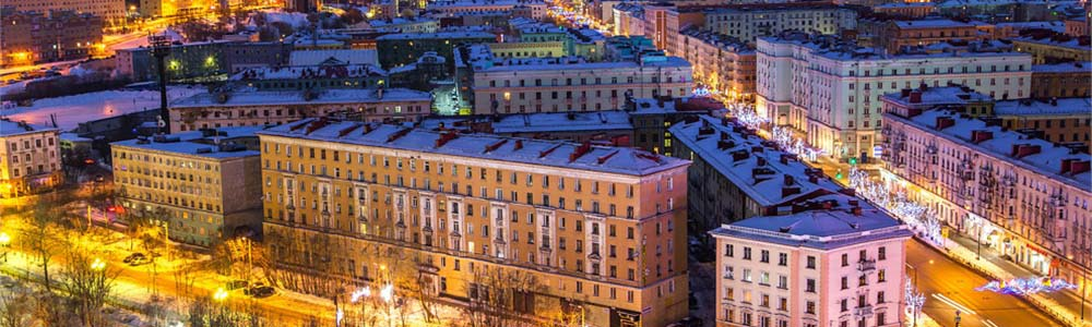 авиабилеты Санкт-Петербург Мурманск дешево