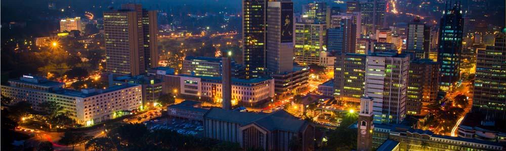 авиабилеты Москва Найроби дешево