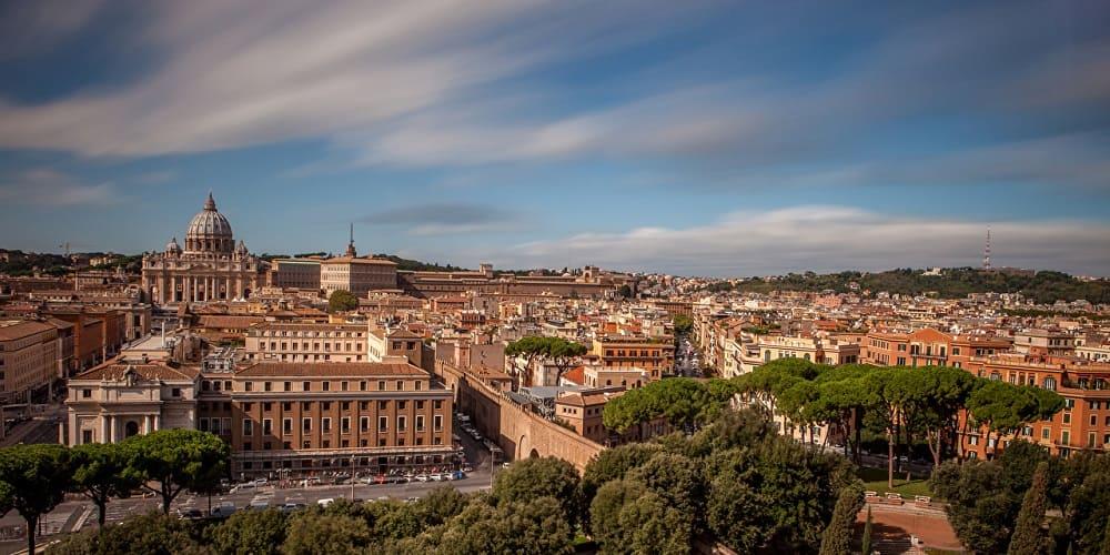 авиабилеты в Рим цена