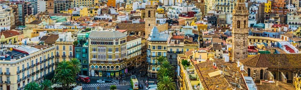 авиабилеты Барселона Валенсия дешево
