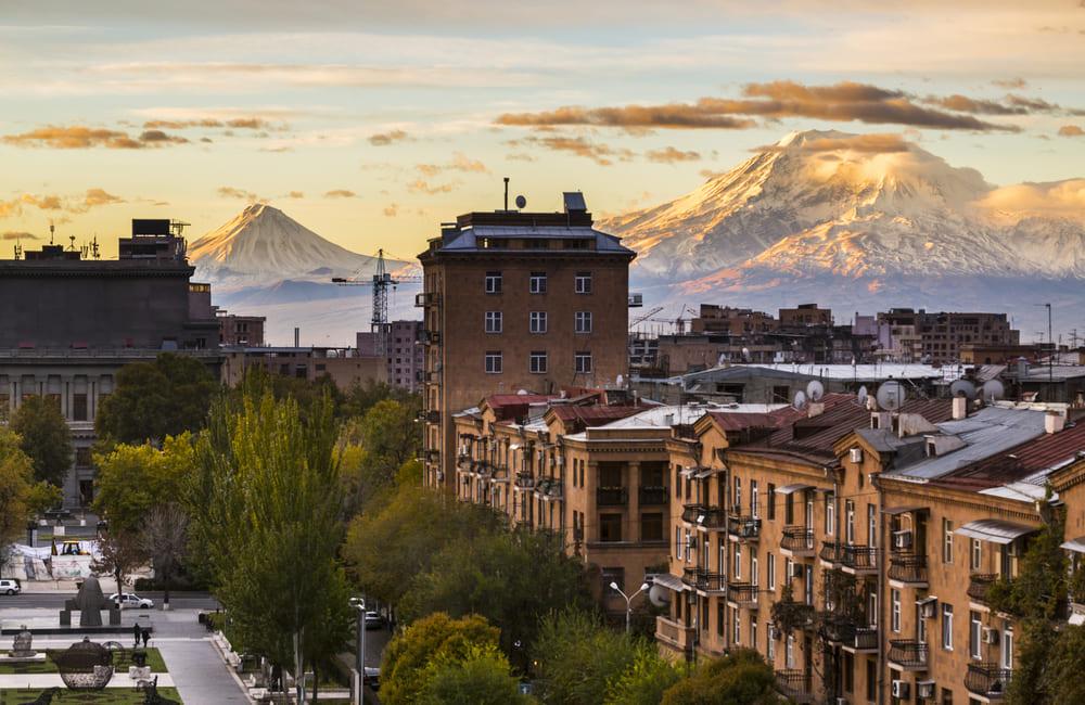 авиабилеты в Ереван цена