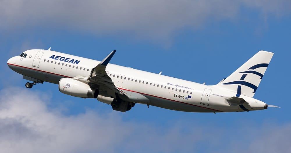 Билеты авиакомпании Aegean Airlines