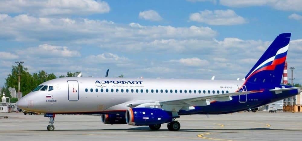 авиабилеты Москва Барселона Аэрофлот
