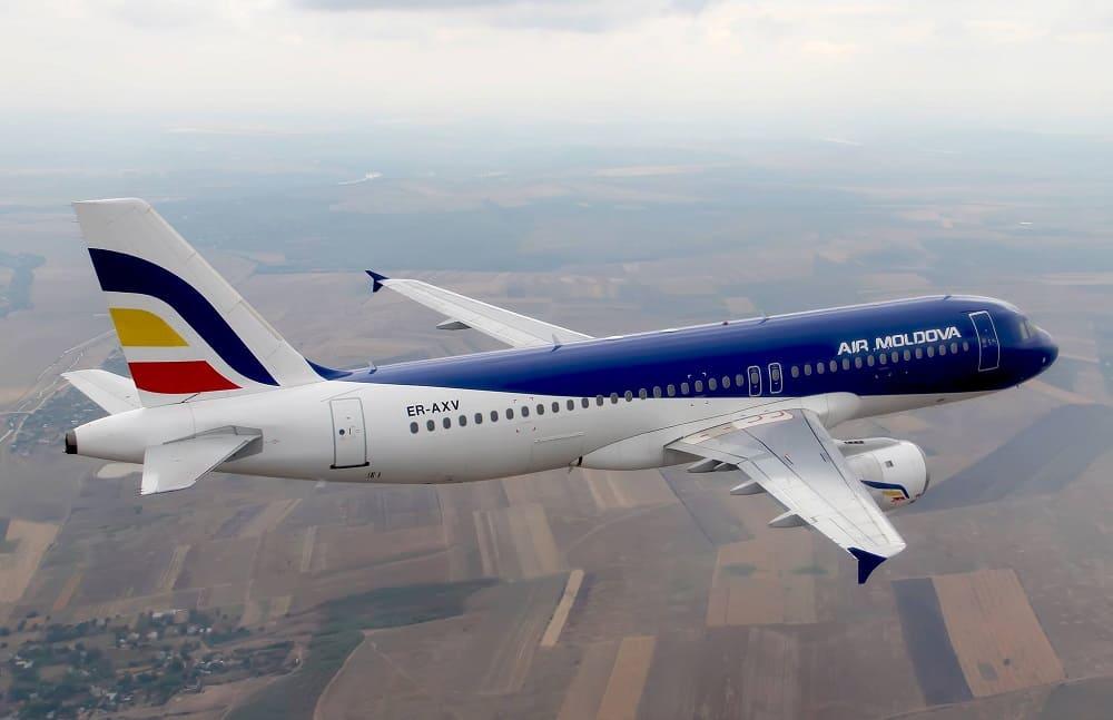 Билеты авиакомпании Air Moldova