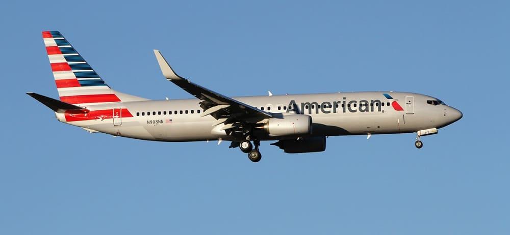 Билеты авиакомпании American Airlines