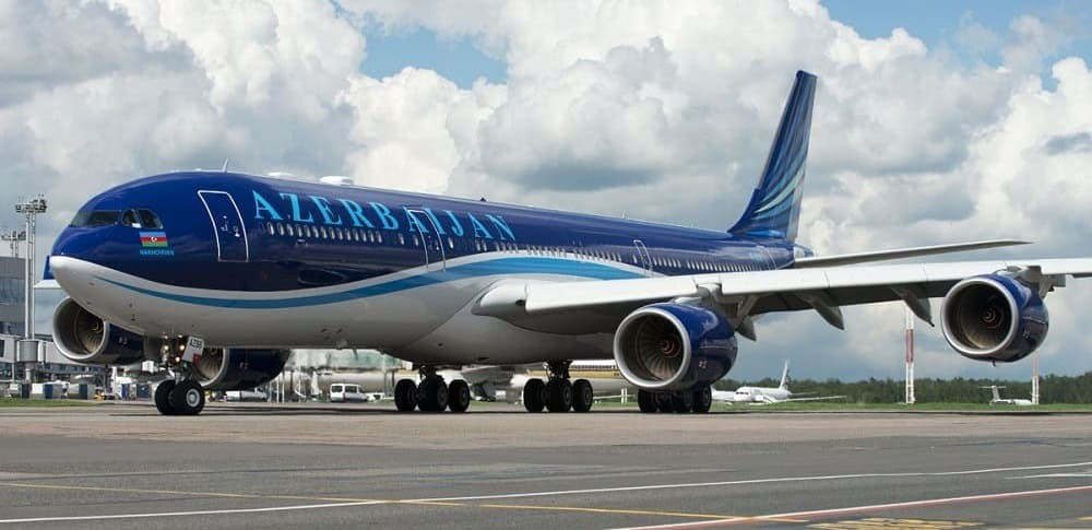 Билеты авиакомпании Азербайджанские авиалинии (Azal)