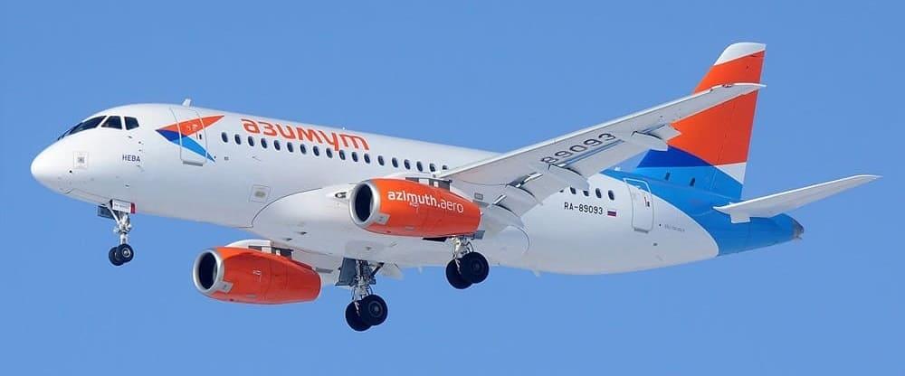 Билеты авиакомпании Азимут