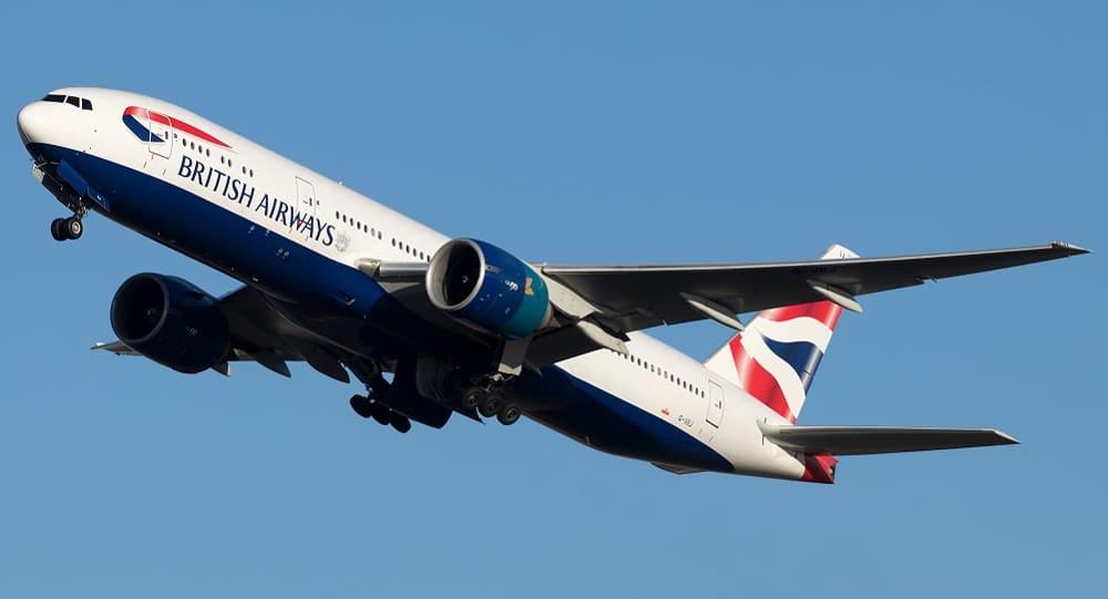 Билеты авиакомпании British Airways