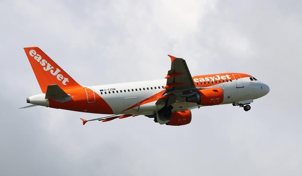 Билеты авиакомпании EasyJet