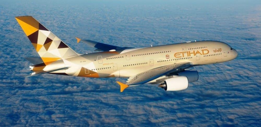 Билеты авиакомпании Etihad Airways