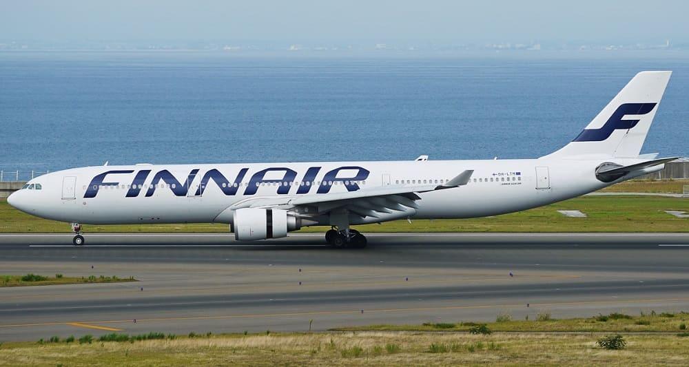 Билеты авиакомпании Finnair