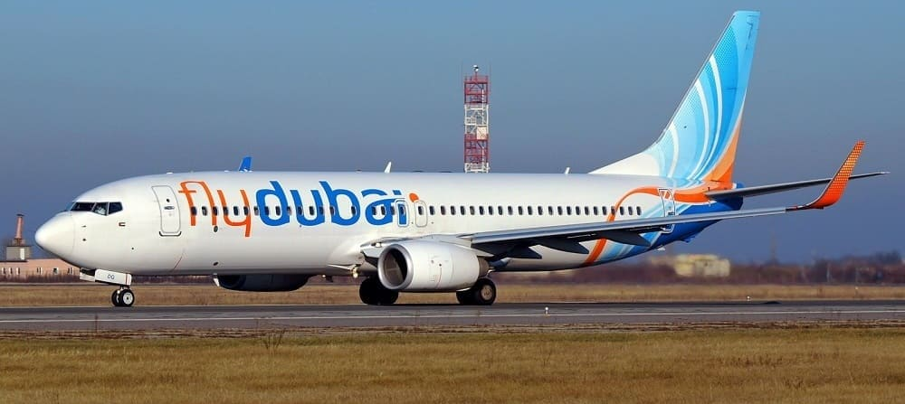 Билеты авиакомпании Flydubai