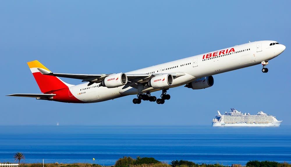 Билеты авиакомпании Iberia