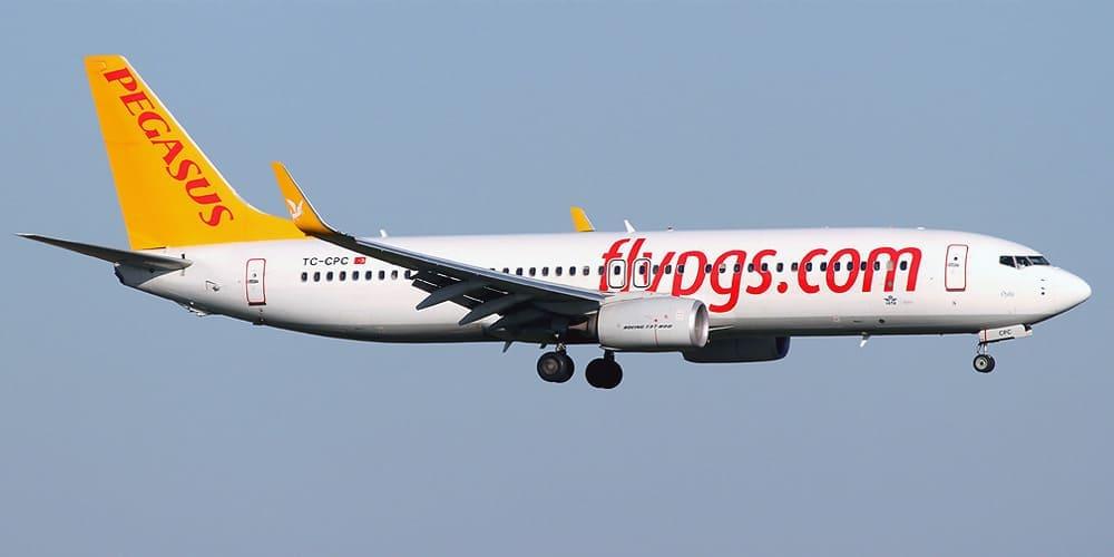 авиабилеты Москва Стамбул Pegasus Airlines