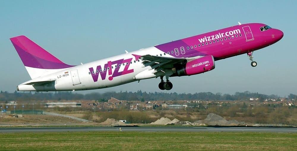 Билеты авиакомпании Wizz Air