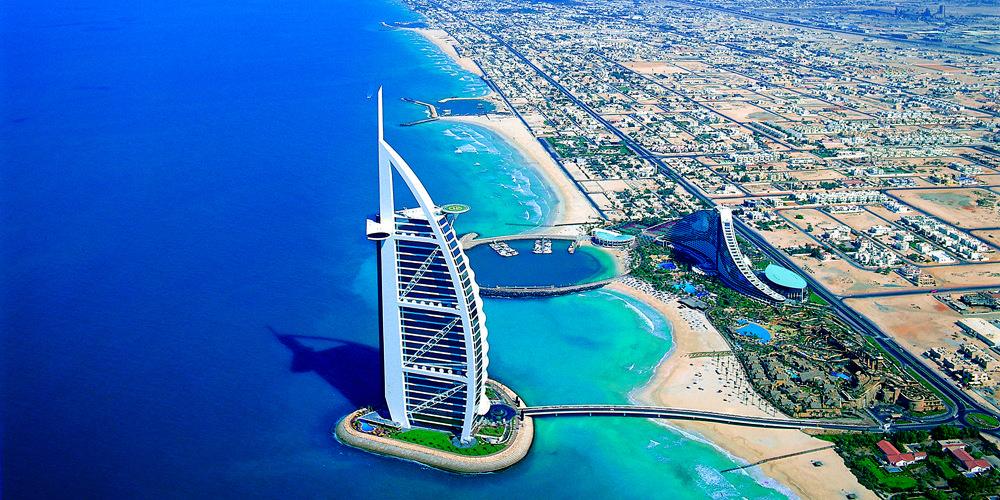 Отель Парус Дубай