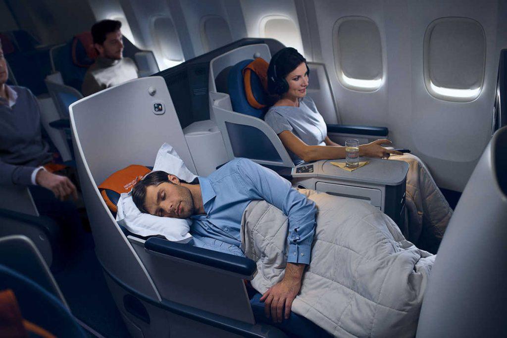 Сон самолет