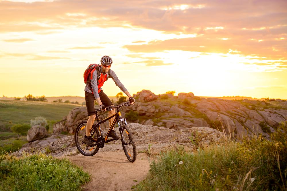 Велосипед горы