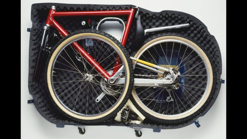 Жесткий чехол велосипед