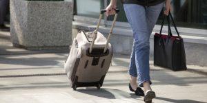 чемодан сумка аэропорт
