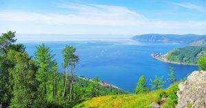 Байкал - одно из самых красивых и загадочных мест на планете