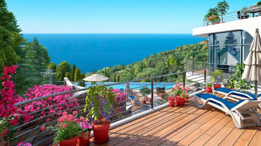 Черное море отель