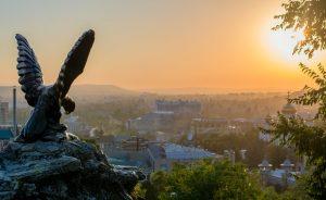 орел и змея Пятигорск