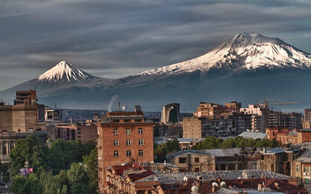 Армения достопримечательности Арарат Ереван