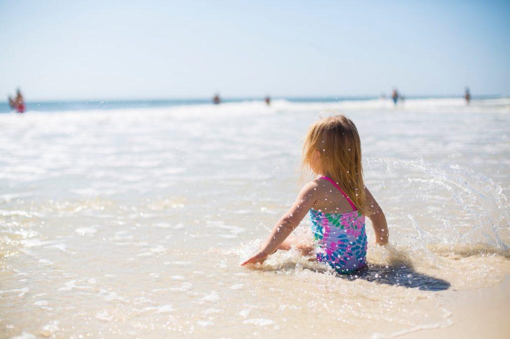 Греция на море с детьми