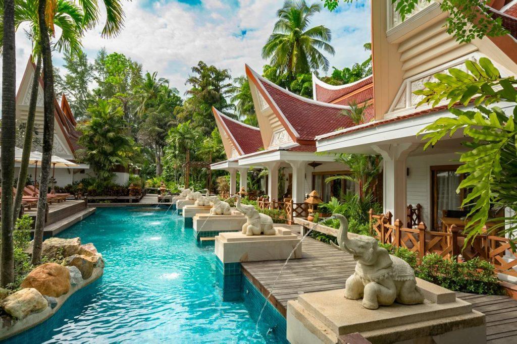 Ко Чанг Таиланд отель