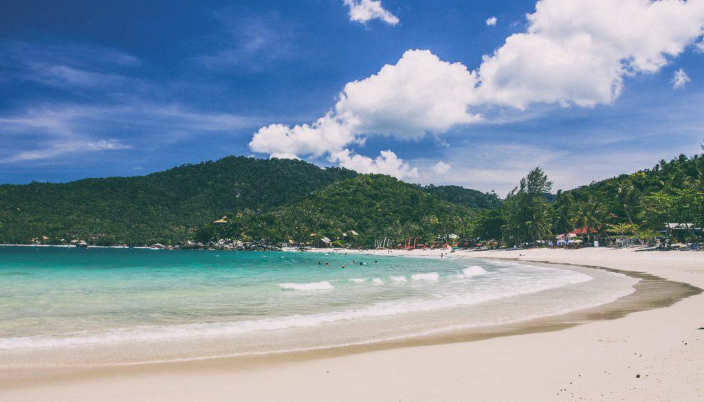Панган Таиланд пляж