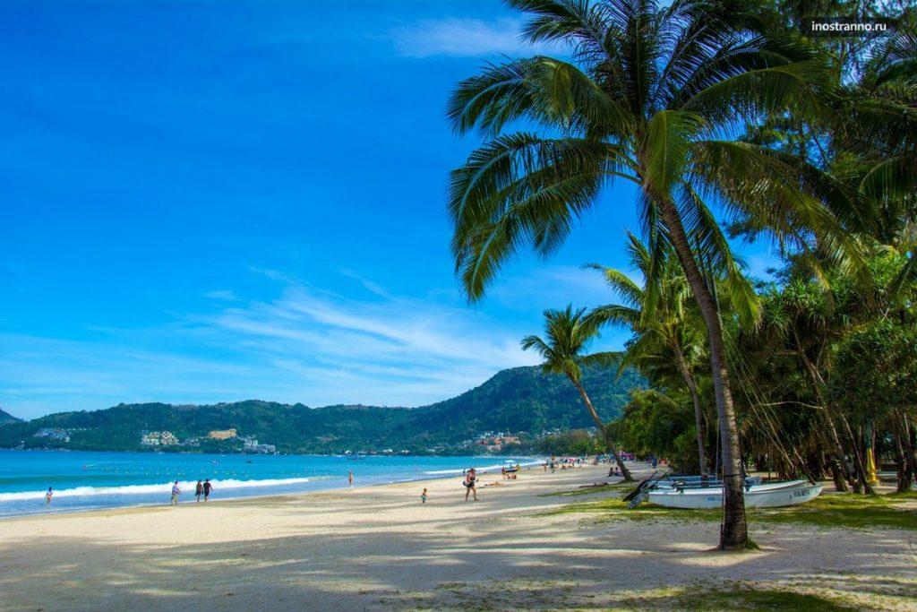 Патонг пляж Пхукет