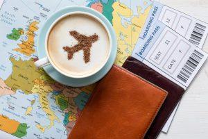 авиабилет паспорт карта самолет