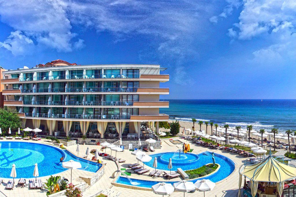 Болгария отель на море