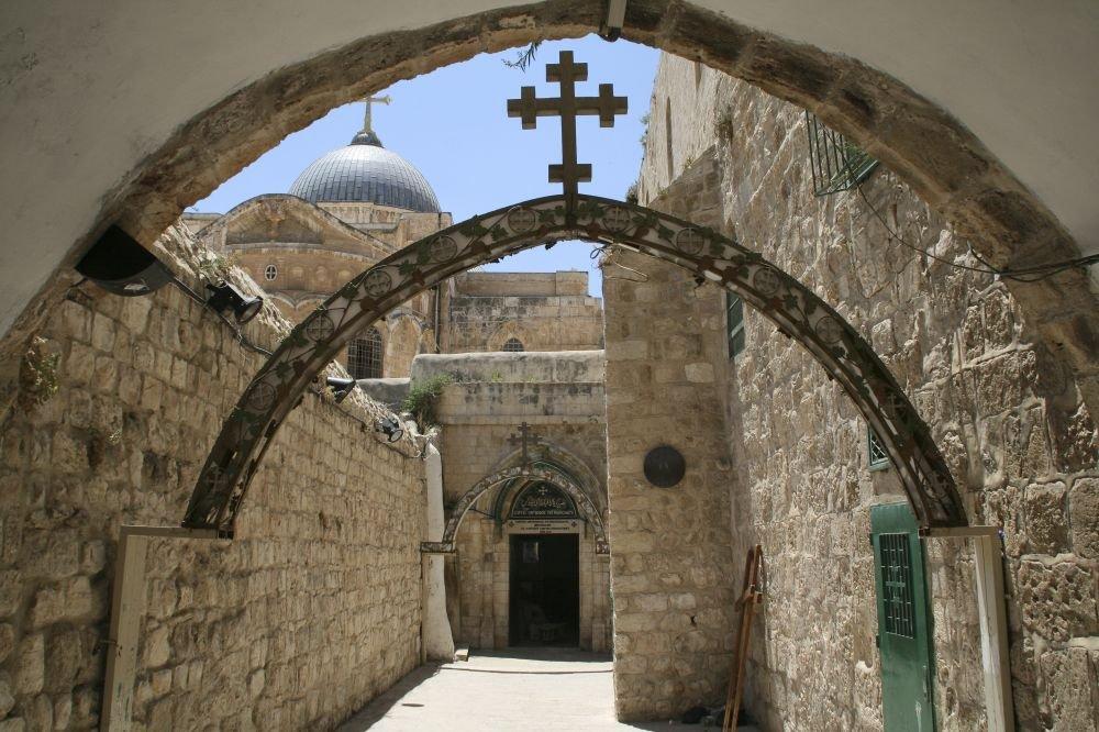 Последний путь Иисуса Христа Иерусалим