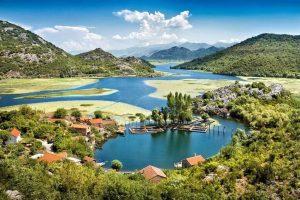 Скадарское озеро Черногория достопримечательности