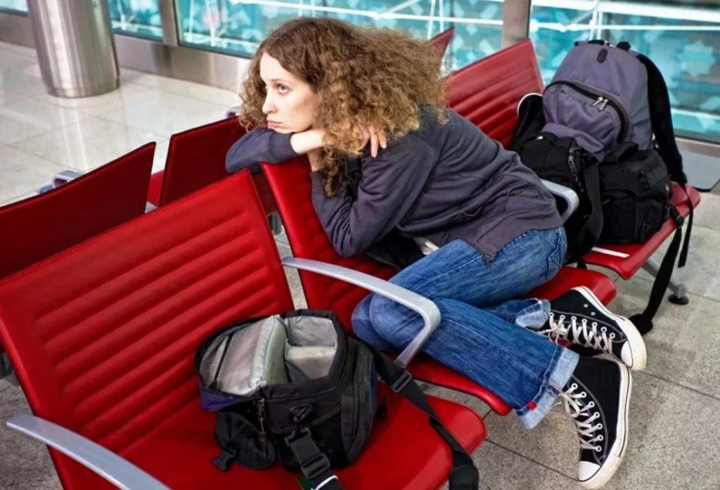 Чартер задержка рейса аэропорт