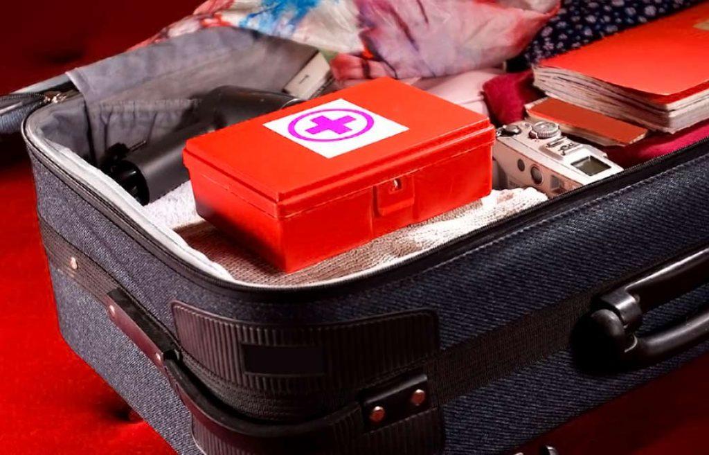 Аптечка чемодан