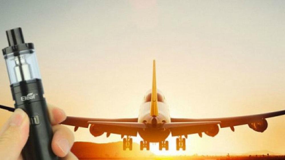 Можно ли вейп в самолет правила