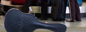 Гитара в мягком чехле аэропорт