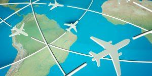 Самолеты полеты схема карта