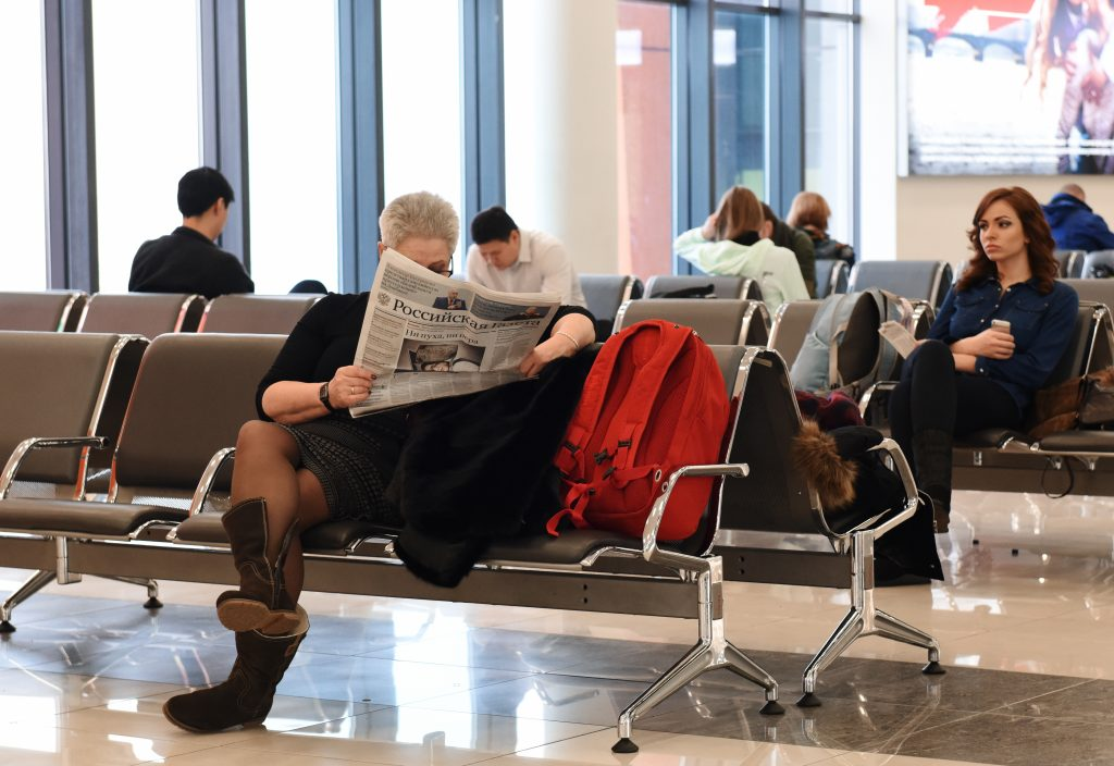 Аэропорт задержка рейса зал ожидания компенсация