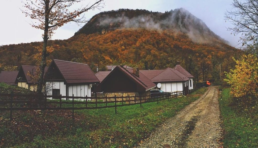 Село Хамышки Адыгея курорт
